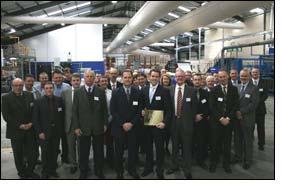 Freudenberg starts Adsorptive Nonwovens Plant in Littleborough