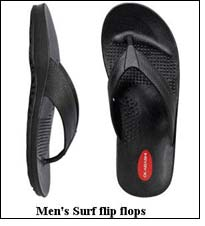 Okabashi introduces new Flip Flop with 'Curve' appeal