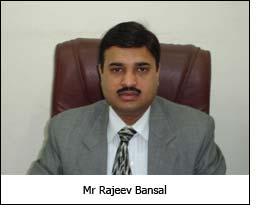 Mr Rajeev Bansal