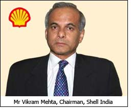Mr Vikram Mehta, Chairman, Shell India