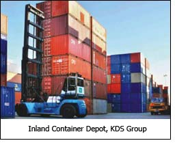Inland Container Depot, KDS Group