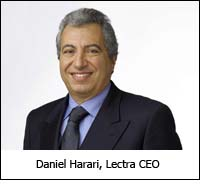 Daniel Harari, Lectra CEO