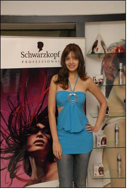 Schwarzkopf as Official Hair Color & Styling Partner for Femina Pageant