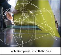 Public Receptors: Beneath the Skin