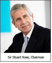 Sir Stuart Rose, Chairman