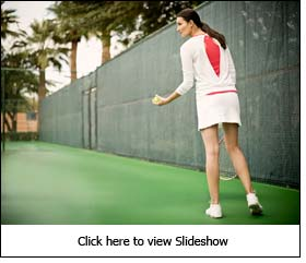 LIJA debuts Active & Tennis Apparel collections for fall