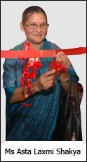 Ms Asta Laxmi Shakya