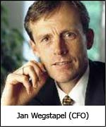 Jan Wegstapel (CFO)