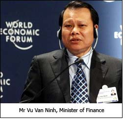 Mr Vu Van Ninh, Minister of Finance