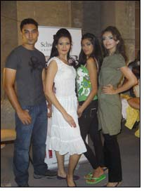 Female models in men's clothing hit Arif & Sons fashion ramp