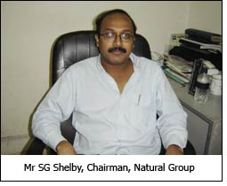 Mr SG Shelby, Chairman, Natural Group