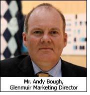 Mr. Andy Bough, Glenmuir Marketing Director