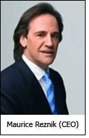 Maurice Reznik (CEO)