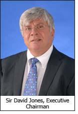 Sir David Jones, Executive Chairman