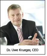 Dr. Uwe Krueger, CEO