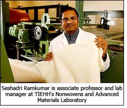 Seshadri Ramkumar is associate professor and lab manager at TIEHH