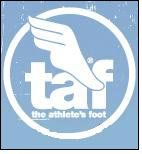 Take the right steps this spring with the Athlete's Foot