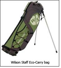 Wilson Staff Eco-Carry bag