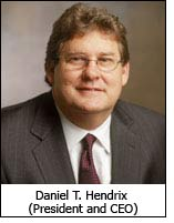 Daniel T. Hendrix (President and CEO)