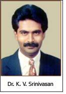 Dr. K. V. Srinivasan