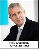 M&S Chairman, Sir Stuart Rose