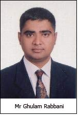 Mr Ghulam Rabbani