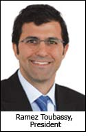 Ramez Toubassy, President
