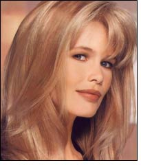 Claudia Schiffer as new face of Alberta Ferretti fragrance