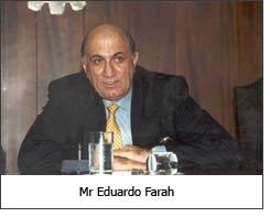 Mr Eduardo Farah