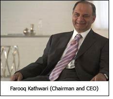 Farooq Kathwari (Chairman and CEO)