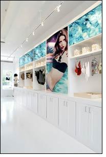 New York gets La Perla Pop-Up shop