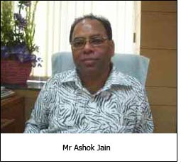 Mr Ashok Jain