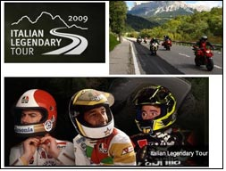 Dainese & AGV launch Italian Legendary Tour Contest
