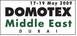 DOMOTEX Middle East receives top quality visitors