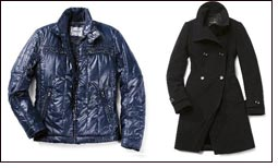 Geox clothing collection FW 2009-10