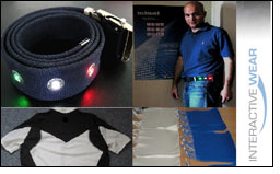Variety of designer kits for wearable applications at Techtextil