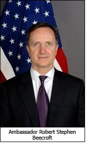 Ambassador Robert Stephen Beecroft