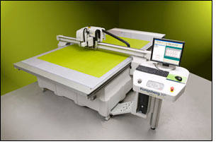 Kongsberg XP with i-cut makes impressive debut at Promo-Vlag