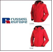 Russell jackets withstand Badminton Horse Trials