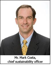 Mr. Mark Costa, chief sustainability officer