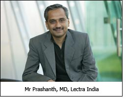 Mr Prashanth, MD, Lectra India