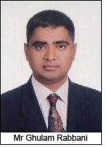 Mr Ghulam Rabbani