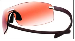 'Intensive' sunglasses designed to enhance on-land activities