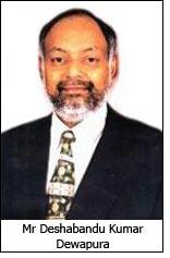 Mr Deshabandu Kumar Dewapura