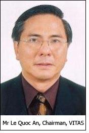 Mr Le Quoc An, Chairman, VITAS