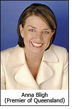 Anna Bligh (Premier of Queensland)