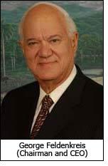 George Feldenkreis (Chairman and CEO)