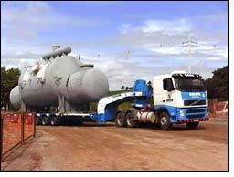 PetroquímicaSuape receives first equipment for PTA plant
