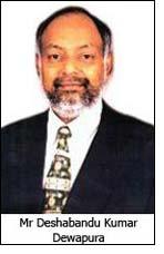 Mr Kumar Dewapura