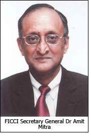 FICCI Secretary General Dr Amit Mitra